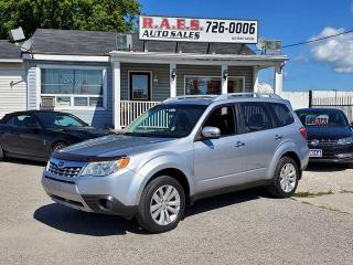 Used 2012 Subaru Forester X Touring for sale in Barrie, ON