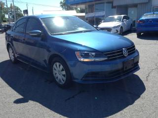 Used 2016 Volkswagen Jetta 1.4 TSI Trendline HEATED SEATS, BACKUP CAM, POWERGROUP!! for sale in Kingston, ON