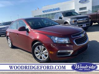 Used 2015 Chevrolet Cruze 1LT ***PRICE REDUCED*** 1.4L, CLOLTH SEATS, AUTO, WINTERS INC. for sale in Calgary, AB