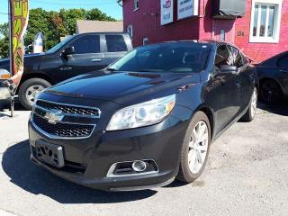 Used 2013 Chevrolet Malibu LT for sale in Oshawa, ON