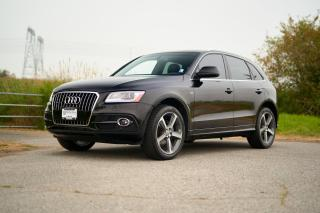Used 2017 Audi Q5 2.0T Technik *S-LINE* *BANG & OLUFSEN SOUND* *LEATHER* *NAVIGATION* *MEMORY SEATS* for sale in Surrey, BC