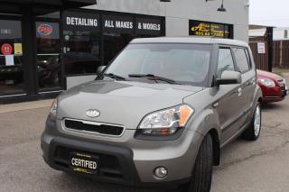 Used 2010 Kia Soul 4u,4u for sale in Oakville, ON