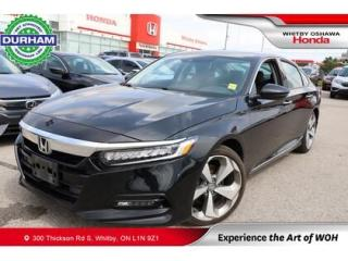 Used 2019 Honda Accord Touring for sale in Whitby, ON