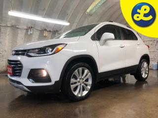 Used 2020 Chevrolet Trax Premier  AWD * Power sunroof * Leather interior * Remote start *  Forward Collision Alert * Lane Departure Warning * Rear Cross Traffic Alert * Rear P for sale in Cambridge, ON