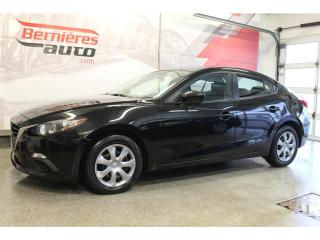 Used 2016 Mazda MAZDA3 GX for sale in Lévis, QC