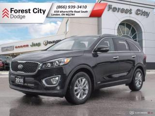 Used 2016 Kia Sorento 3.3L LX+ for sale in London, ON