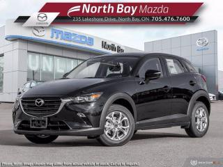 New 2020 Mazda CX-3 GS for sale in North Bay, ON