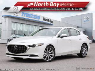 New 2019 Mazda MAZDA3 GT for sale in North Bay, ON