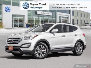 Used 2014 Hyundai Santa Fe Sport 2.0T AWD SE for sale in Orleans, ON