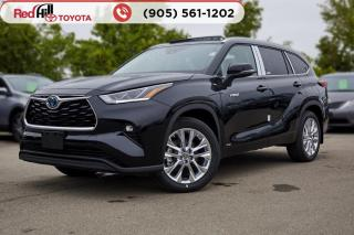 New 2020 Toyota Highlander Hybrid Limited for sale in Hamilton, ON