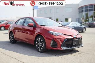 Used 2019 Toyota Corolla SE for sale in Hamilton, ON