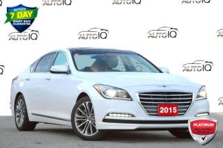 Used 2015 Hyundai Genesis 3.8 Premium 3.8L V6 | NAVIGATION | AWD | LUXURY PACKAGE for sale in Kitchener, ON