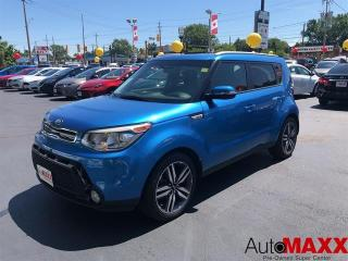 Used 2015 Kia Soul SX - REAR VIEW CAMERA, HEATED STEERING, BLUETOOTH! for sale in Windsor, ON