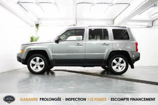 Used 2014 Jeep Patriot 4WD NORTH for sale in Québec, QC