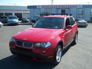 Used 2007 BMW X3 3.0I for sale in St-Jean-Sur-Le-Richelieu, QC