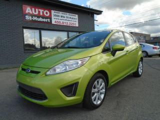 Used 2011 Ford Fiesta SE for sale in St-Hubert, QC
