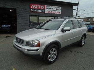 Used 2010 Volvo XC90 AWD**7 PASSAGERS/DVD** for sale in St-Hubert, QC