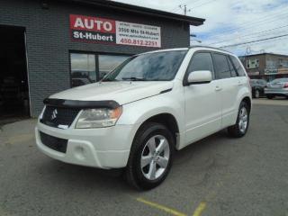 Used 2009 Suzuki Grand Vitara 4X4 ** JAMAIS ACCIDENTÉ ** for sale in St-Hubert, QC