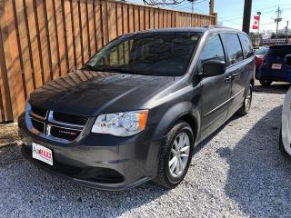 Used 2016 Dodge Grand Caravan 4dr Wgn SXT - DVD, CRUISE CONTROL, REAR CAMERA! for sale in Windsor, ON