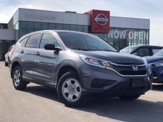 Used 2015 Honda CR-V LX HEATED SEATS, REVERSE CAMERA for sale in Midland, ON