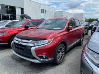 Used 2016 Mitsubishi Outlander ES TOURING 4 CYLINDRES AWC AWD 4WD TRACT for sale in Sherbrooke, QC
