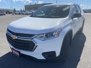 New 2020 Chevrolet Traverse LS for sale in Carleton Place, ON