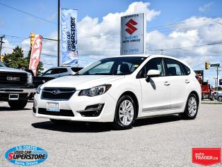 Used 2015 Subaru Impreza 2.0i AWD ~Heated Seats ~Backup Camera ~Bluetooth for sale in Barrie, ON