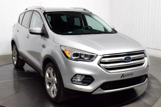 Used 2019 Ford Escape TITANIUM AWD 2.0T CUIR GPS for sale in Île-Perrot, QC