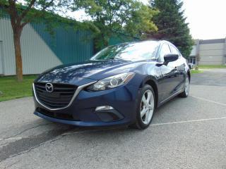 Used 2014 Mazda MAZDA3 *****BAS KILOMÉTRAGE******FINANCEMENT*** for sale in St-Eustache, QC