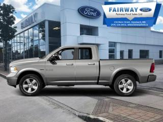Used 2013 RAM 1500 SLT SWB 4WD for sale in Steinbach, MB