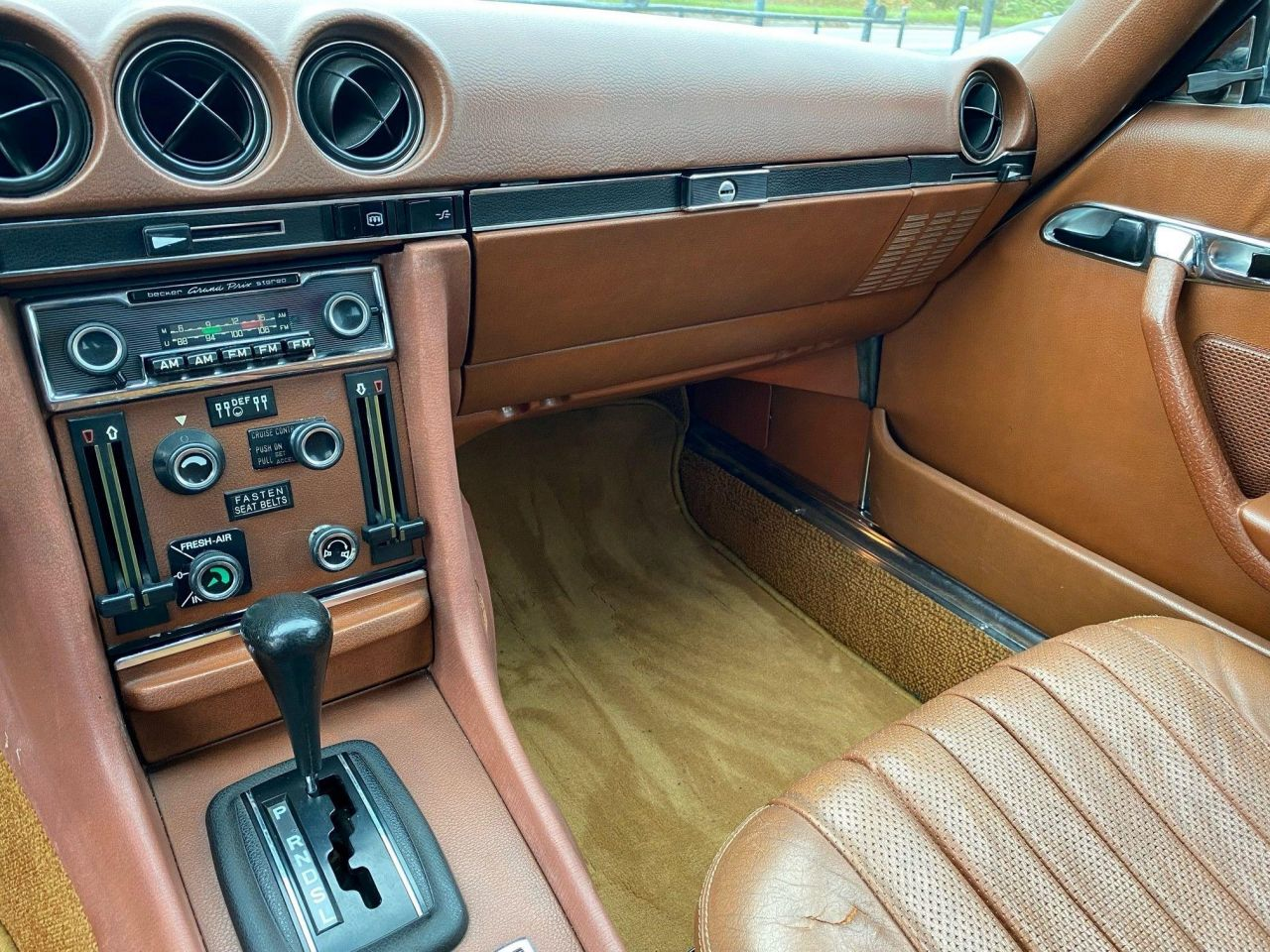 1974 Mercedes-Benz SL 450