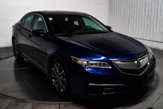 Used 2017 Acura TLX TECH PACK SH-AWD V6 CUIR TOIT NAV for sale in St-Hubert, QC