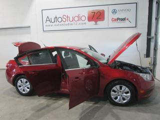 Used 2014 Chevrolet Cruze 1LT**1.4L TURBO**AUTOMATIQUE for sale in Mirabel, QC
