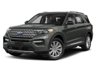 New 2020 Ford Explorer XLT for sale in Carman, MB