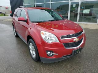 Used 2015 Chevrolet Equinox 2LT WINTER TIRES ON RIMS, Heated Seats, Sunroof! for sale in Ingersoll, ON
