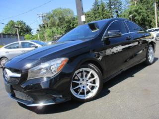 Used 2017 Mercedes-Benz CLA-Class CLA 250 4MATIC NAVIGATION 81KM ONE OWNER !! for sale in Burlington, ON