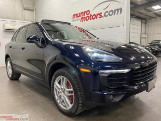 Used 2016 Porsche Cayenne AWD 4dr PANO ParkAssist Premium Pkg 14way seats for sale in St. George, ON