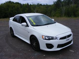 Used 2016 Mitsubishi Lancer SE MANUEL GARNTIE 10ANS OU 160 000KM for sale in Lévis, QC