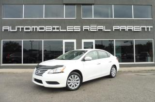 Used 2013 Nissan Sentra 1,8 S - AUTOMATIQUE - AC -93 405 KM - for sale in Québec, QC