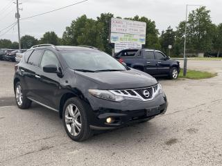 Used 2012 Nissan Murano LE for sale in Komoka, ON