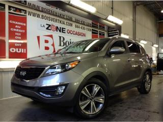 Used 2014 Kia Sportage SPORTAGE SX TURBO AWD MAG CAMÉRA SUPER LOOK! for sale in Blainville, QC