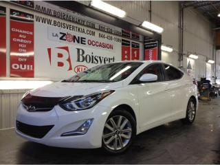 Used 2016 Hyundai Elantra ELANTRA SE SPORT TOIT DÉMARREUR BLUETOOTH MAG! for sale in Blainville, QC