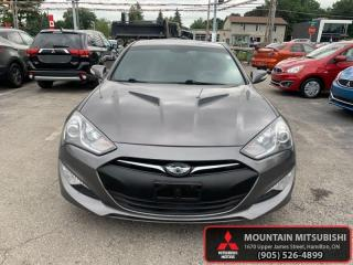 Used 2013 Hyundai Genesis Coupe 3.8 GT  - Leather Seats - $54.97 /Wk for sale in Hamilton, ON