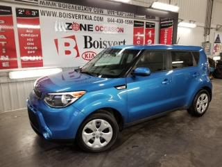 Used 2016 Kia Soul SOUL LX AUT AVEC A/C BLUETOOTH for sale in Blainville, QC