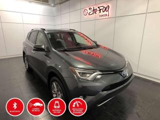 Used 2016 Toyota RAV4 HYBRIDE - LIMITED - AWD for sale in Québec, QC