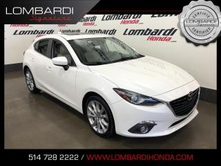 Used 2014 Mazda MAZDA3 GT SPORT|NAVI|TOIT|CUIR| for sale in Montréal, QC