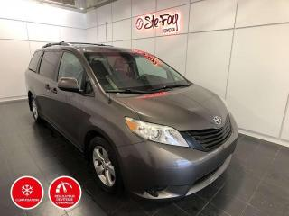Used 2013 Toyota Sienna BASE - 7 PASSAGERS for sale in Québec, QC