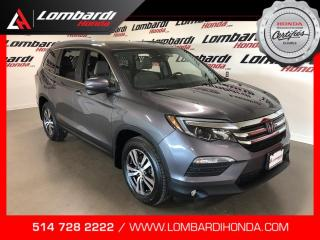 Used 2017 Honda Pilot EX-L|AWD|CUIR|TOIT|DVD| for sale in Montréal, QC