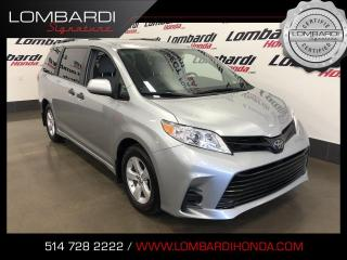 Used 2019 Toyota Sienna CE|CAM|BLUETOOTH| for sale in Montréal, QC