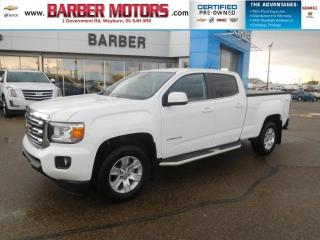 Used 2017 GMC Canyon 4WD SLE for sale in Weyburn, SK